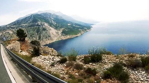 The Balkans Motorbike Tour